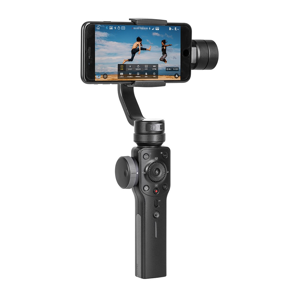 Zhiyun Smooth 4 3-assige focus Pull & Zoom-functie Handheld - Camera en foto - Foto 3