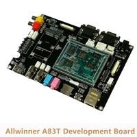 Allwinner A83T Octa Core Cortex A7 Development Board Super Raspberry Pi/Banana Pi Support 3G/WIFI/Ethernet/RS232