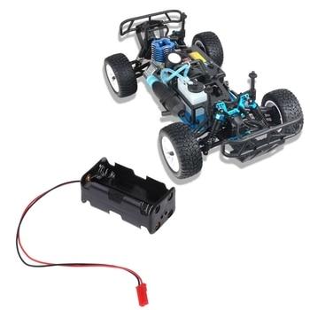 HSP batería contenedor 02070 AA caso JST enchufe para RC 1/10 1/8 Nitro coche de potencia