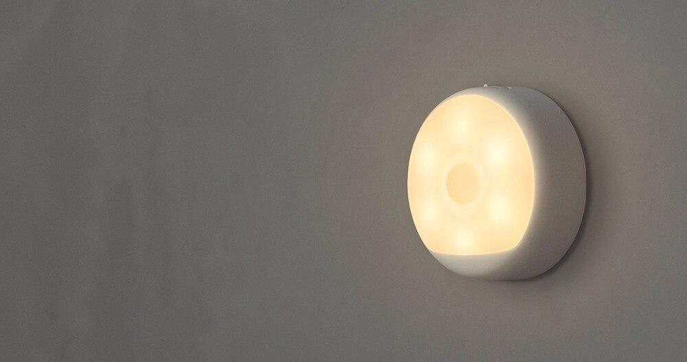 Original Xiaomi Mijia Yeelight LED Night Light Mi home Smart home Infrared Remote Control  (1)