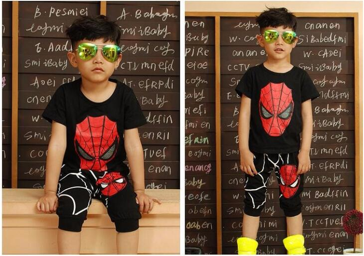 HTB1L5nRRpXXXXcnXVXXq6xXFXXXC - Boy's Cool Spring/Summer 3 Piece Set - Coat, Pants, and T-Shirt - Spider Man Design
