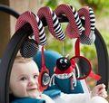 Спираль Активности Коляска Автокресло Висит Babyplay Путешествия Игрушки Погремушки для Новорожденных