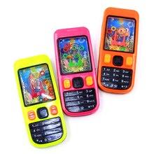 Форма мобильного телефона Классическая вода Lasso Ferrule игрушка интеллектуальное игровое кольцо детские игрушки подарок 10,5x4,5x1,5 см