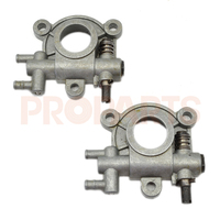 2X 62CC 6200 Chinese Chainsaw Oil Drive Pump Spare Parts