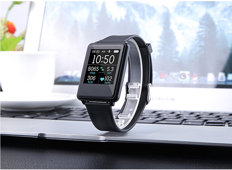 In Stock TK002 sport Smart Wristband IP67 Heart Rate Monitor Long standby Fitness for Android IOS