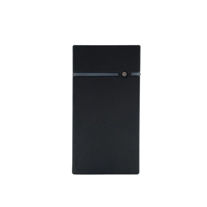 DWE CC RF Control Card Readers Plastic 12V Mini Wiegand/ RS232 Proximity Smart Tag Rfid Reader
