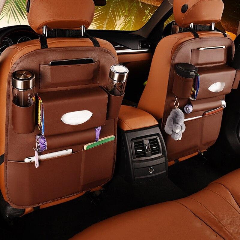 Auto Zubehör Verstauen Aufräumen Auto Organizer Multi Funktionale Sitz Ibiza Reise Camping Lagerung Tasche für Auto Sitz Organizer