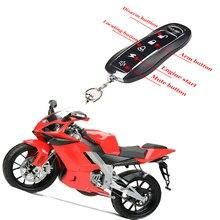 Universal One Way Alarm Keyless Entry System 12V Vibration Remind Anti-Theft Protect Burglar Lock Unlock Search Motorcycle Alarm