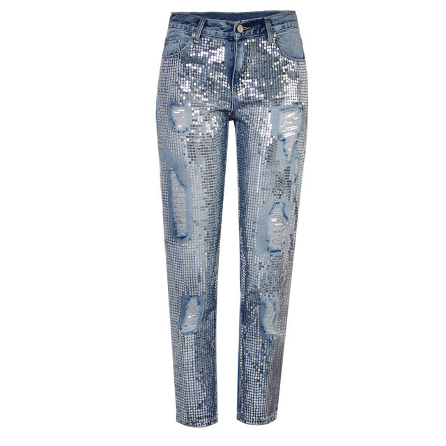 длина джинсов у женщин