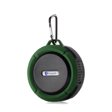 купить C6 mini Bluetooth/Wireless Speaker with carabiner for outdoor IPX4 waterproof sports portable speaker/audio with suction cup по цене 665.26 рублей