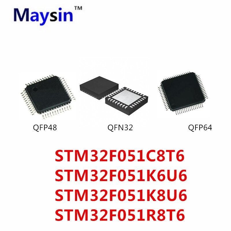 Цена STM32F051K8U6