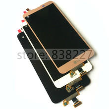Original LCD display For LG X Screen K500 K500H K500F K500N LCD Display Touch Digitizer Screen Assembly white & black & pink