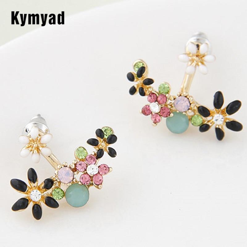 Кимиад Корейський Золотий Кольорові - Модні прикраси - фото 2