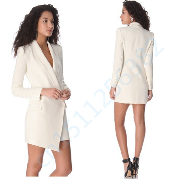 White Dress Suit Womens | My Dress Tip