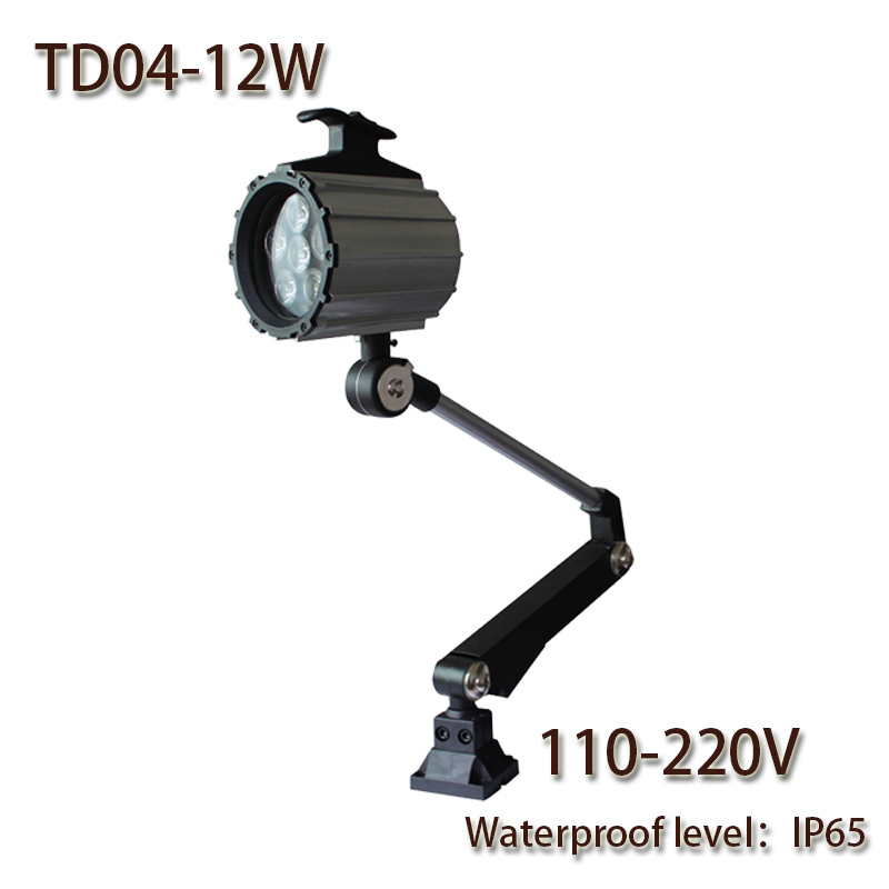 Hntd 12w Ac110v 220v Td04 Led Long Arm Waterproof Work