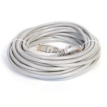 Trumsoon Cat7 сетевой кабель UTP RJ45 плоская линия соединительный кабель Ethernet сетевой кабель для маршрутизатора ноутбук переключатель ADSL