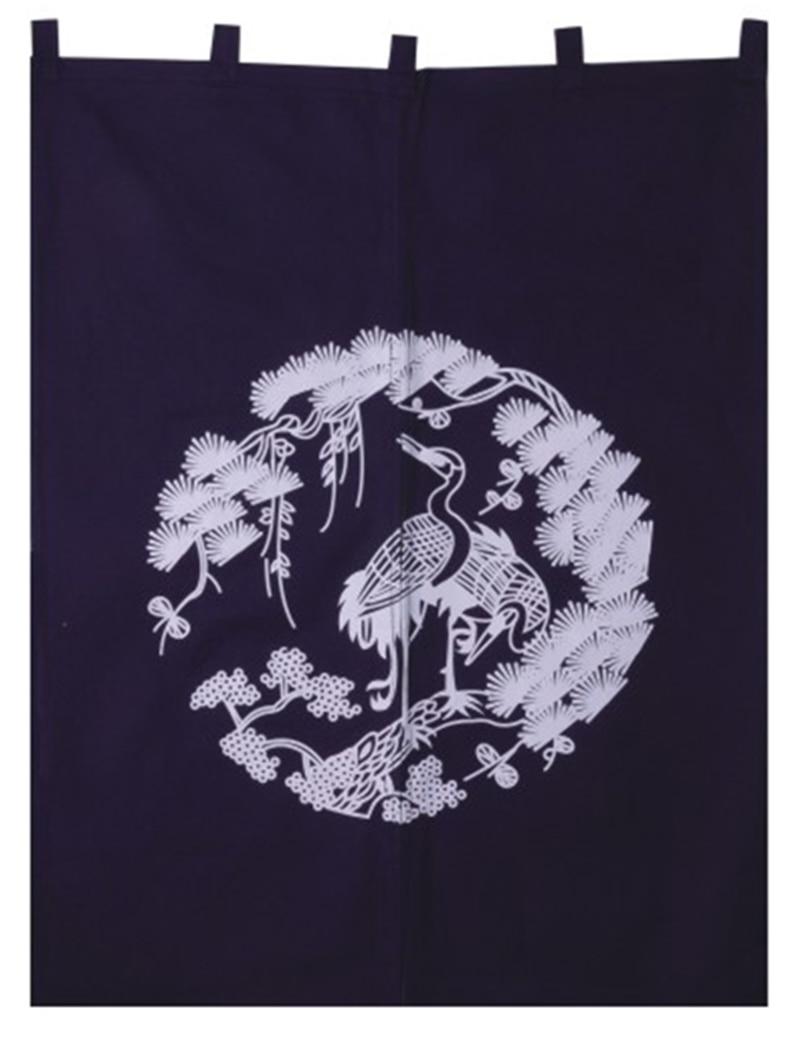 (Customized Size Accept) Korea/Japan/China Sushi Restaurant Kitchen Hanging Doorway Split Cloth Curtain-XIANHE(85*150cm)