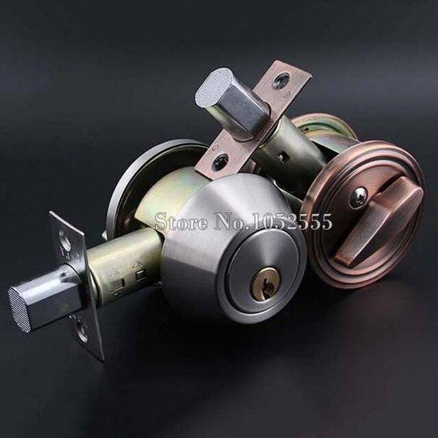High Quality 6Sets Stainless Steel Invisible Door Latch Lock Door ...