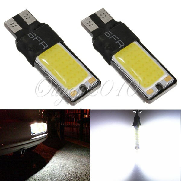 Big Promotion Canbus Error Free 2x T10 194 501 W5W 96 SMD COB LED High Power Car Auto Wedge Lights Parking Bulb Lamp DC12V image