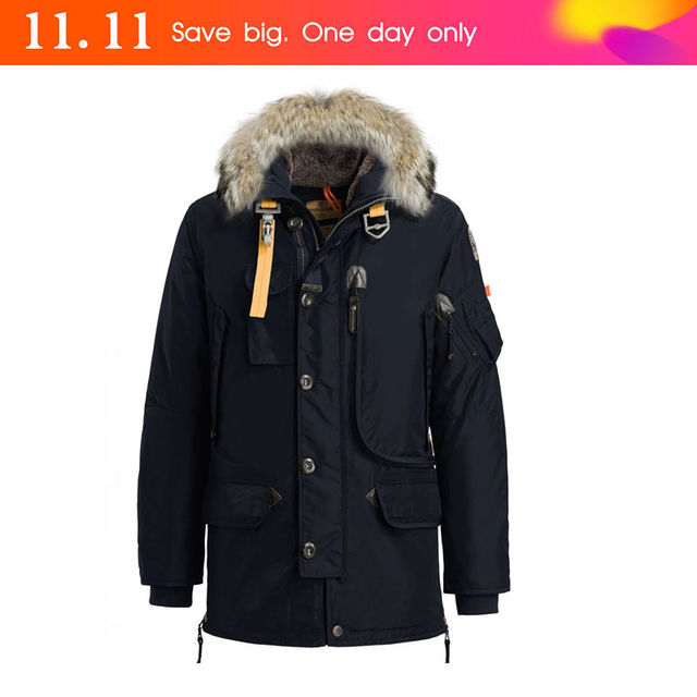 are parajumpers coats warm