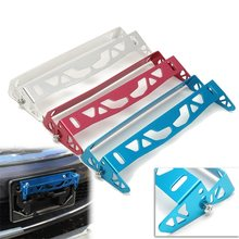 Autoleader Universal Auto Car Truck Bumper Tilt License Number Plate Mount Frame  sc 1 st  AliExpress.com & Buy tilted plate holder and get free shipping on AliExpress.com