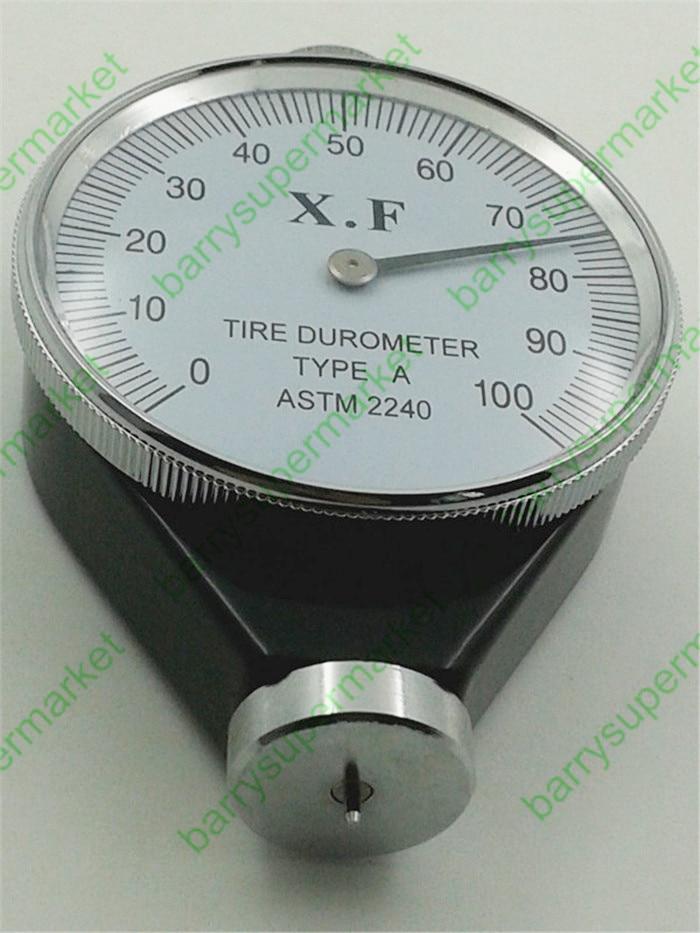 Hardness Tester Shore Durometer A (default), Shore Durometer O, Shore Durometer D, Can Choose A/O/D