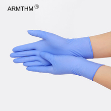 50/100 Pcs Disposable Gloves  Latex Dishwashing/Garden/Kitchen/Medical Rubber Or Cleaner Gloves Universal Work Gloves  3 Colors