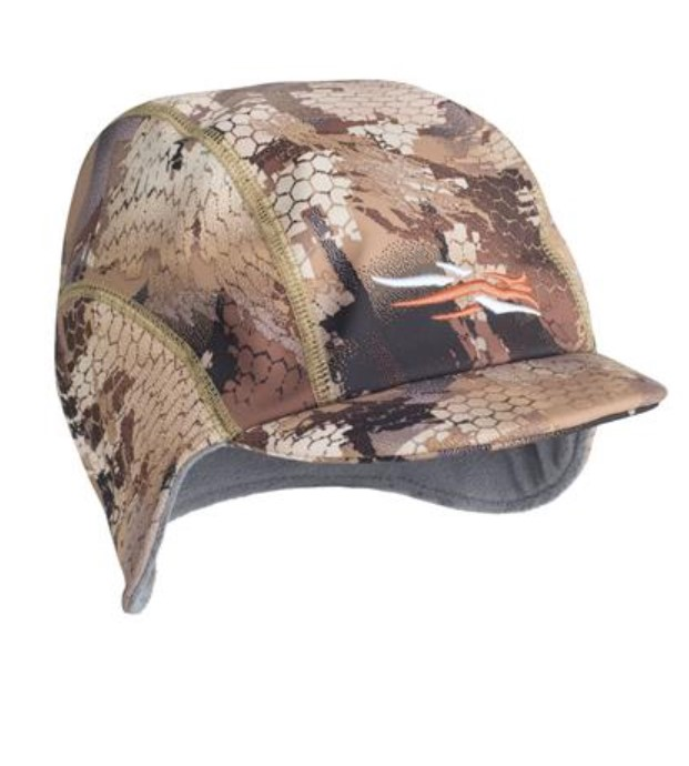 2018 Fall Winter Men Sitka Hunting Camouflage Jetstream Hat Windproof Men Sitka Cap Windstopper Casual Hat Man Cap OSFA Gorro(China)