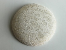 Sinamay Round Lace Base For Fascinator 14*14 cm 10pcs/lot