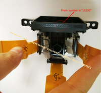 Projektor LCD Prisma Assy Für ASK S1290 LCD Panel Set Optische Block Ganze Block (LCX080)