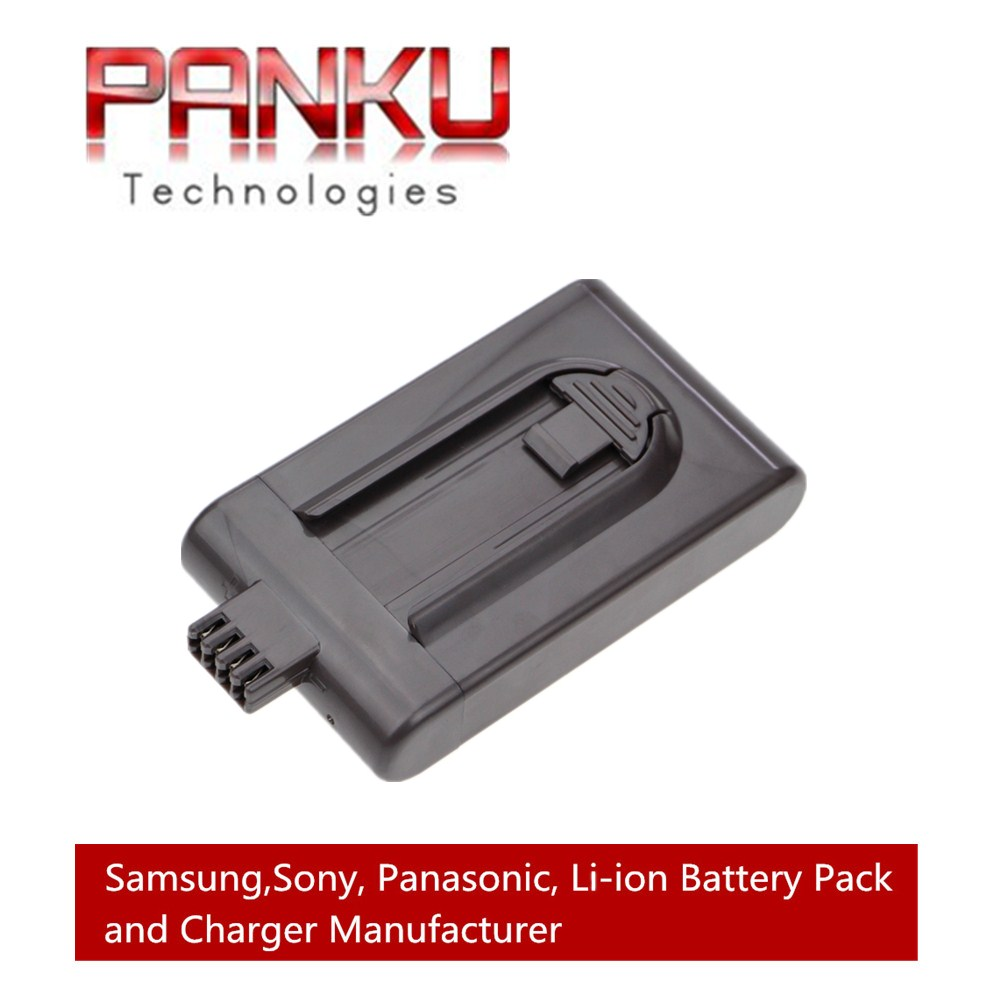 Conjunto de Bateria mah 21.6 v bateria recarregável Tamanho : 5.8 X 3.2 X 1.4 Inches