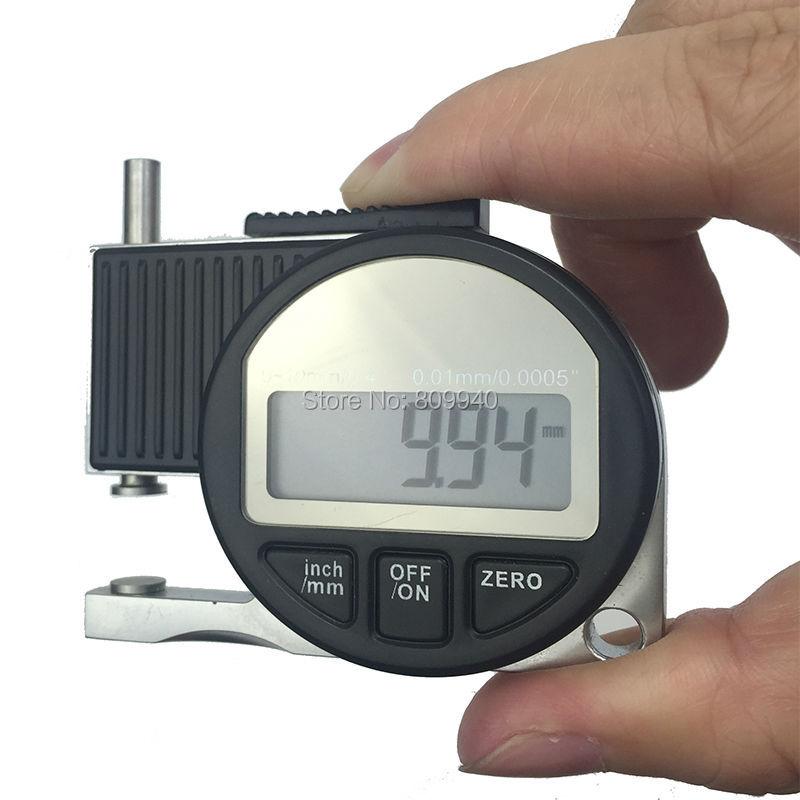 dijite thickness gauge
