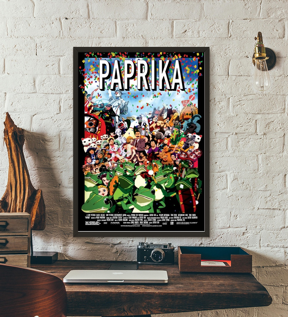 PAPRIKA Movie Wall Art Wall Decor Silk Prints Art Poster Paintings For Living Room No Frame-in Painting u0026 Calligraphy from Home u0026 Garden on Aliexpress.com ... & PAPRIKA Movie Wall Art Wall Decor Silk Prints Art Poster Paintings ...