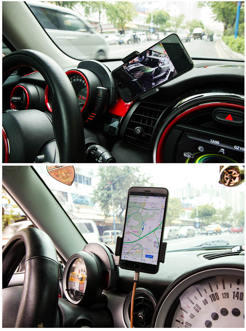 acquistare accessori interni car auto phone holder car. Black Bedroom Furniture Sets. Home Design Ideas