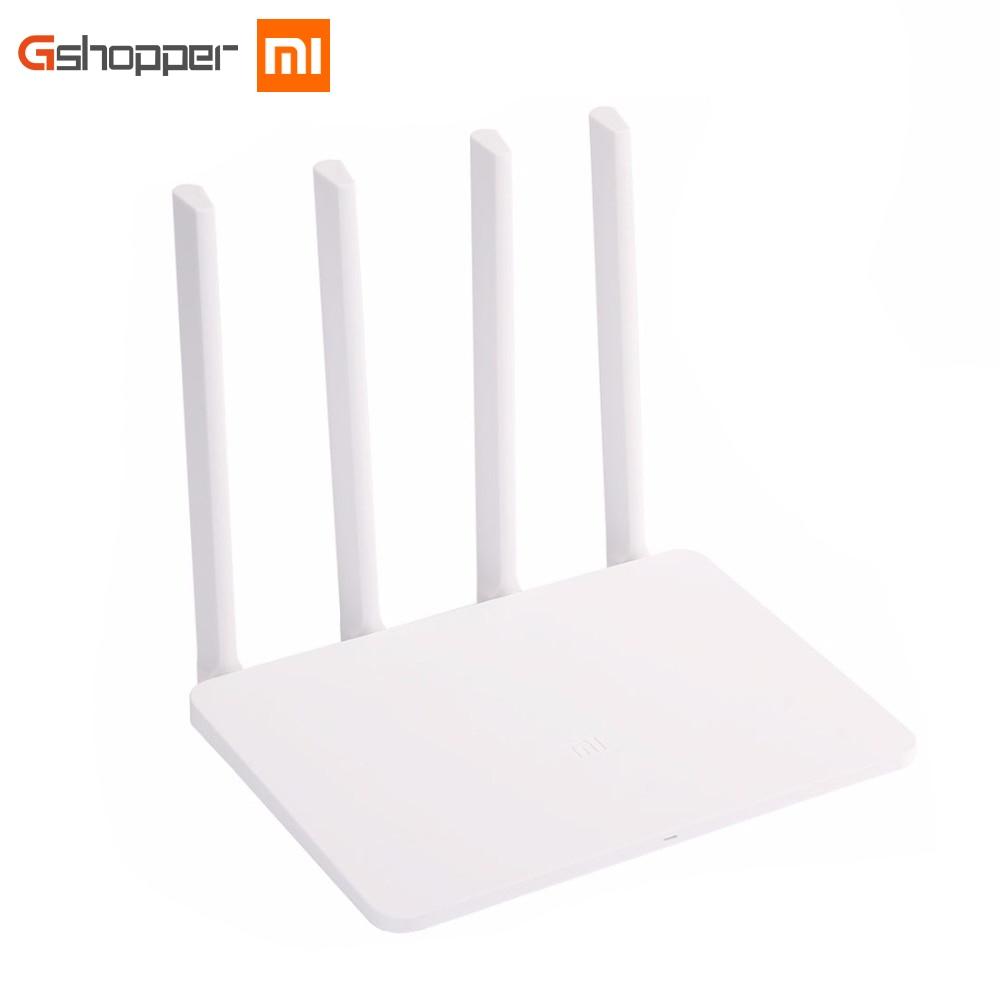 D'origine Xiaomi Routeur 3A Wifi Extender 1167 mbps 64 MB 2.4g/5 ghz Double Sans Fil Routeurs Repetidor Anti-frotter Réseau WI-FI Roteador