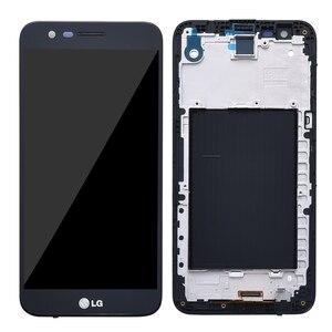 Image 2 - 5.3 warranty warranty garantia 1280x720 display para lg k10 2017 lcd com digitador da tela de toque k10 2017 display m250 m250n m250e m250ds