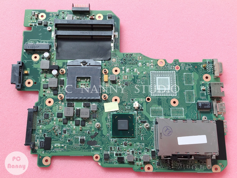 NOKOTION NBV6Z11001 BA50 mainboard for Acer TravelMate P453 m TMP453M Intel Laptop Motherboard HM77