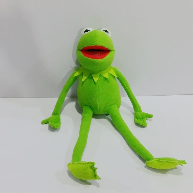 3D Rose Print of Adorable Green Frog On Spring Background Pot Holder 8 x 8