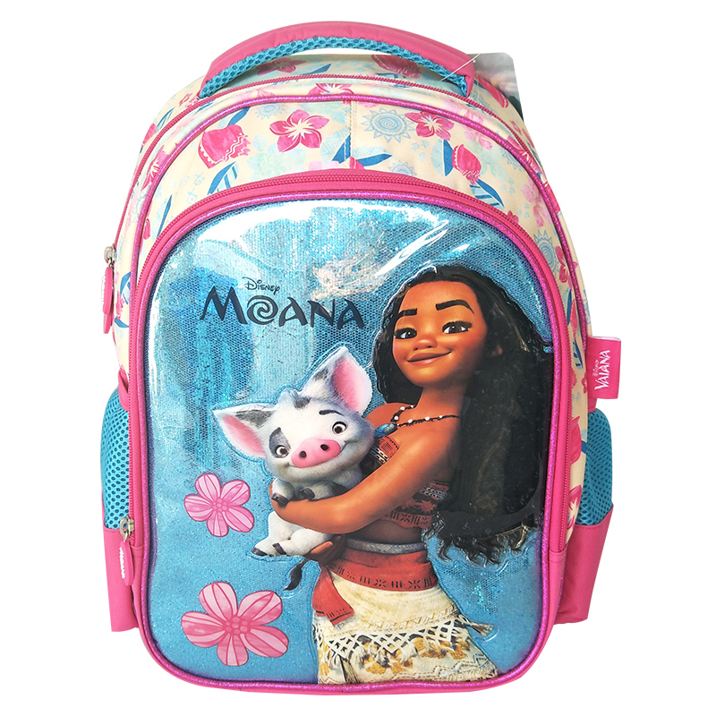 Princess Moana Backpack Kids Elementary School Backpacks Schoolbag Rucksacks Children School Bags For Girls Boys Travel Bags