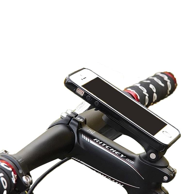 imágenes para Especial para iphone 5 5s teléfono móvil soportes para bicicletas sostenedor de la bici para el iphone 6 6 plus teléfono inteligente equipo de ciclismo z5