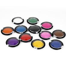 Venta caliente Popular Del Pelo Color Del Pelo Temporal del Tinte de la Tiza Compacto Polvo Compacto Para la Coloración Del Cabello Entrega Rápida Del Color Del Caramelo