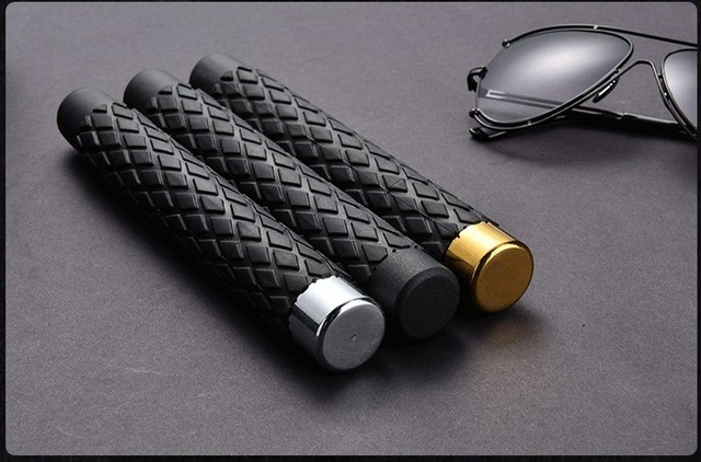 Multi-function portable self-defense stick full metal /aviation aluminum material daily survival