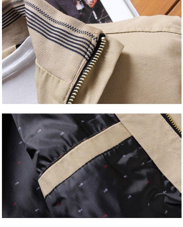 Mountainskin Jackets Mens Pilot Bomber Jacket Male Fashion Baseball Hip Hop Streetwear Coats Slim Fit Coat Brand Clothing SA681