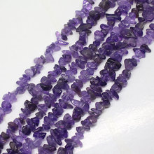 order Beads Macadam Amethysts