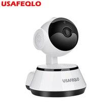 Caméra de Surveillance IP wifi hd 720P, dispositif de sécurité domestique sans fil, avec Vision jour/nuit, alarme automatique, Xmeye icsee