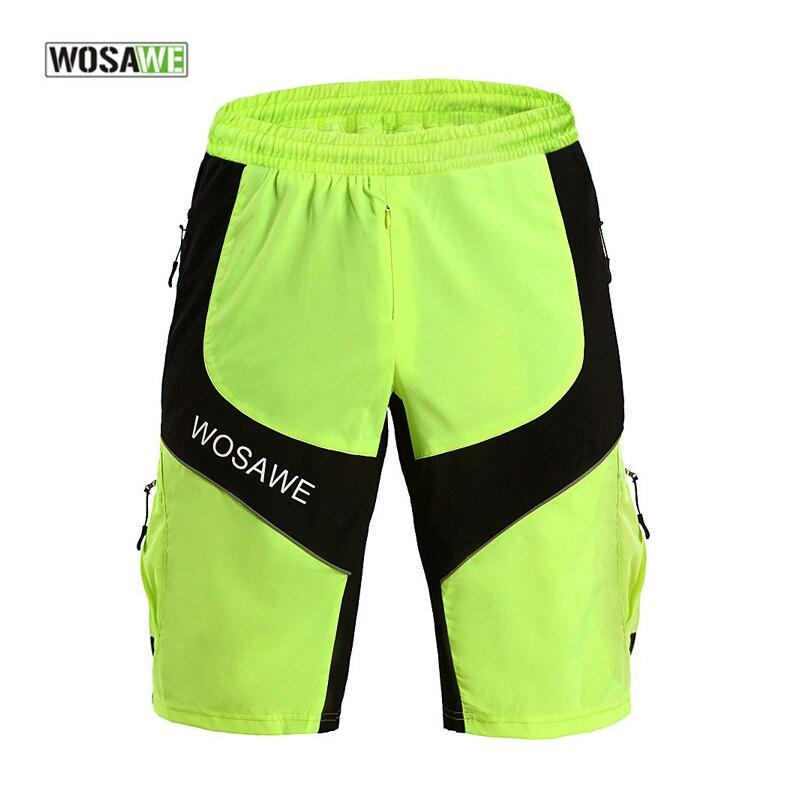 WOSAWE Καλοκαιρινά αθλητικά αθλήματα Green - Ποδηλασία - Φωτογραφία 1