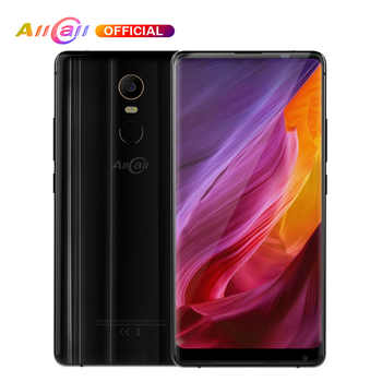 Allcall Mix 2 Smartphone Face Unlock Wireless charging 5.99 inch 18:9 Display 6GB RAM 64GB Mobile Phone 3500mAh Android 7.1 16MP - DISCOUNT ITEM  60% OFF All Category