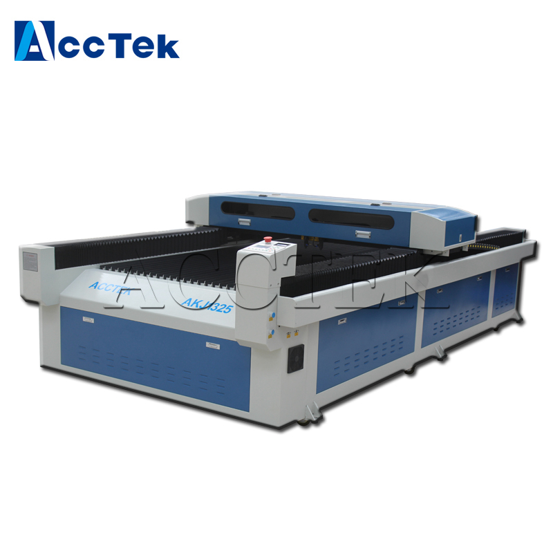 HOT!!! 80W (100W 130W 150W 180W 280W <font><b>300W</b></font>) 1325 <font><b>co2</b></font> <font><b>laser</b></font> engraving machine <font><b>laser</b></font> cutting machine price image
