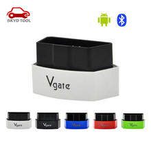 Wholesale price Vgate iCar3 Bluetooth Scanner Code Reader ELM327 iCar 3 Bluetooth Diagnostic Tool Multi Brand Cars Five Colors