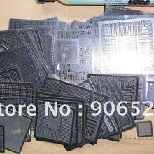 Полный набор Заводская распродажа 254 BGA Паяльная тепла непосредственно трафарет реболлинга Шаблоны